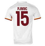 2015-16 Roma Away Shirt (Pjanic 15) - Kids