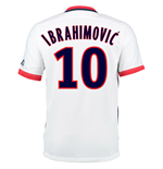 2015-16 PSG Nike Away Kit (Ibrahimovic 10)