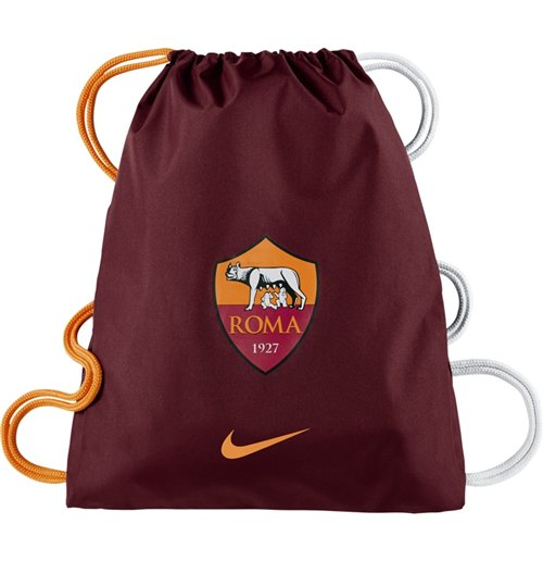 3c72552f45 Buy Official 2015-2016 AS Roma Nike Allegiance Gym Bag (Maroon)