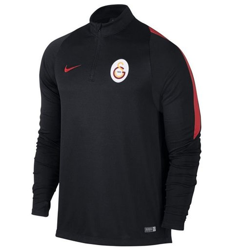save off 062c8 ca5ad 2015-2016 Galatasaray Nike Midlayer Top (Black)