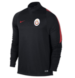 2015-2016 Galatasaray Nike Midlayer Top (Black)