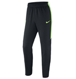 2015-2016 Man City Nike Woven Pants (Black-Green)