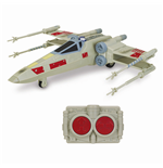 Star Wars RC Vehicle with Sound & Light Up Classic X-Wing 26 cm
