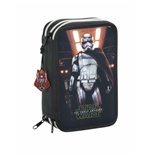 Star Wars Episode VII 41-Piece Pencil Case with content Captain Phasma 21 cm