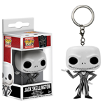 Nightmare Before Christmas Pocket POP! Vinyl Keychain Jack Skellington 4 cm
