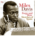 Vynil Miles Davis - Porgy And Bess/Sketchesof Spain (2 Lp)