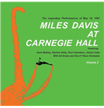Vynil Miles Davis - At The Carnegie Hall Part Two