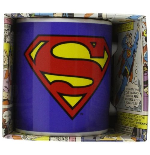 Superman Mug - Logo