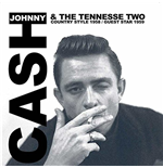 Vynil Johnny Cash & The Tennessee Two - Country Style 1958/guest Star 1959