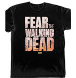 Fear The Walking Dead T-Shirt Logo