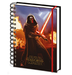 Star Wars Episode VII Lenticular Notebook A5 Kylo Ren
