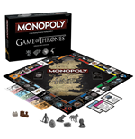 Game of Thrones Board Game Monopoly Collectors Edition *English Version*