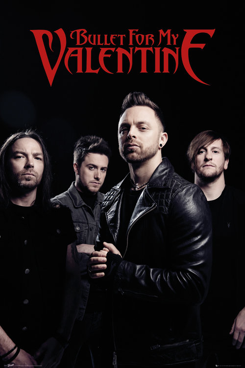 Bullet For My Valentine Band Maxi Poster
