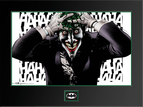 DC Comics Killing Joke Framed Collector Print