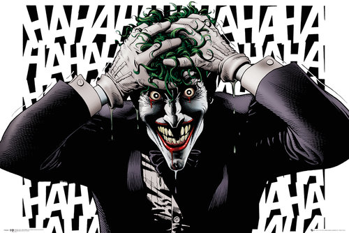 DC Comics Killing Joke Maxi Poster