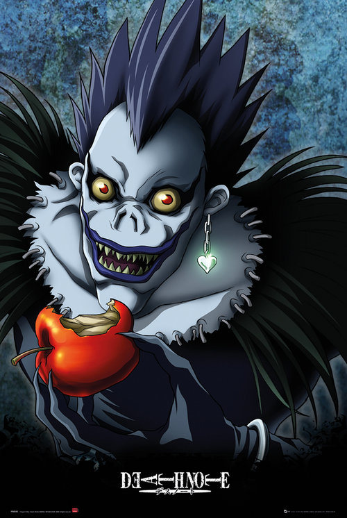 Death Note Apple Maxi Poster