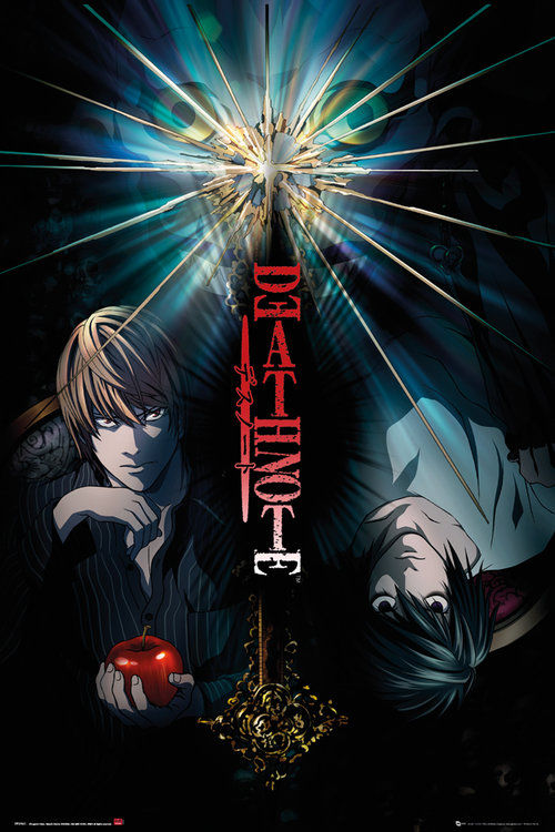 Deathnote Duo Maxi Poster
