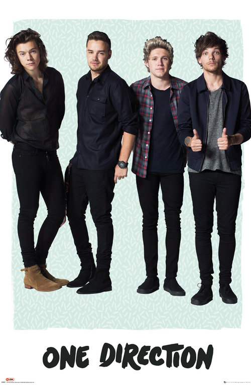 One Direction Mint Maxi Poster