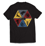 Game of Thrones T-Shirt Kingdom Divided
