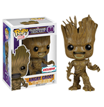Guardians of the Galaxy POP! Vinyl Bobble-Head Angry Groot Exclusive 10 cm