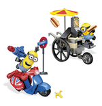 Minions Mega Bloks Construction Set Assortment (6)