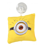 Minions Mini cushion with suction cup Carl 15 x 15 cm