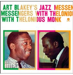 Vynil Art Blakey & The Jazz Messengers - Art Blakey's Jazz Messengers With Thelonious Monk