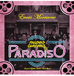 Vynil Ennio Morricone - Nuovo Cinema Paradiso (Solid Purple & Clear Vinyl+Poster)