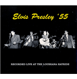 Vynil Elvis Presley - Live At The Louisiana Hayride '55