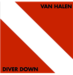 Vynil Van Halen - Diver Down (Remastered)