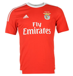 2015-2016 Benfica Adidas Home Shirt (Kids)