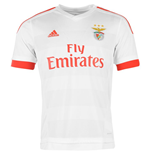 2015-2016 Benfica Adidas Away Shirt (Kids)