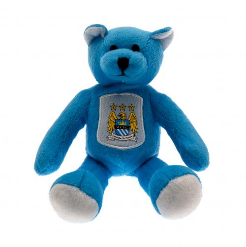 Manchester City F.C. Mini Bear CT