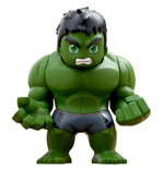 Avengers Age of Ultron Cosbaby (S) Mini Figure Series 1.5 Hulk 14 cm