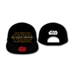 Star Wars Episode VII Adjustable Cap Logo