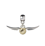 Harry Potter Charm The Golden Snitch (silver plated)
