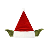 Star Wars Hat Yoda Santa Claus