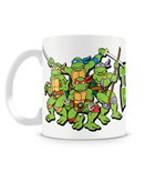 Teenage Mutant Ninja Turtles Mug Turtle Power