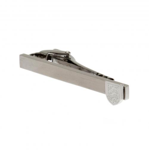 England F.A. Stainless Steel Tie Slide
