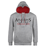 Assassin's Creed Syndicate Hooded Sweater Classic Logo Grey