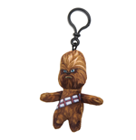 Star Wars Episode VII Plush Keychain Chewbacca 8 cm