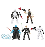 Star Wars Hero Mashers Action Figures 15 cm Multi-Pack 2015 Episode VI
