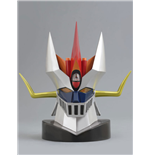 Mazinger Z Diecast Figure Metal Action No. 2 Great Mazinger Brain Condor Head 10 cm