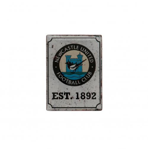 Newcastle United F.C. Badge Retro