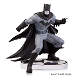 Batman Black & White Statue Greg Capullo 2nd Edition 15 cm