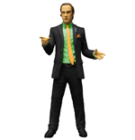Breaking Bad Action Figure Saul Goodman Green Shirt Previews Exclusive 15 cm