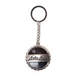 Fallout 4 Metal Key Ring Nuka Cola Bottle Cap