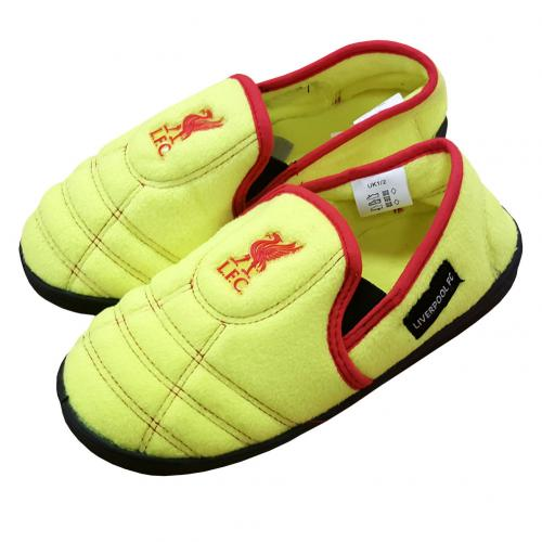 Liverpool F.C. Neon Slippers Junior 12/13