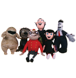 Hotel Transylvania 2 Plush Figures 25 cm Assortment (6)