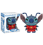 Lilo & Stitch Fabrikations Plush Figure Stitch 626 14 cm